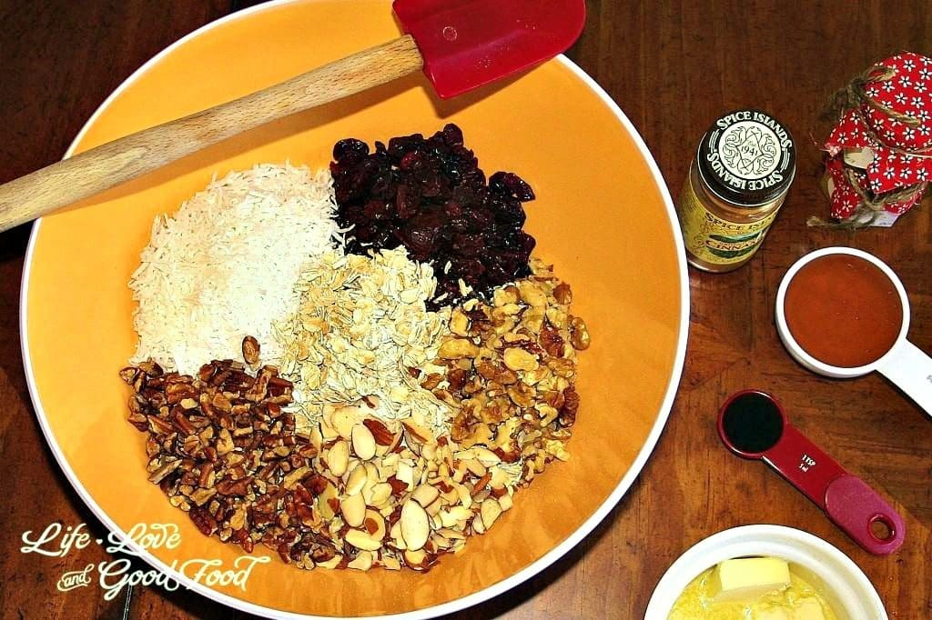 Nutty Granola | Life, Love, and Good Food