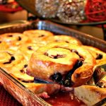 Blueberry Sweet Rolls | Life, Love, and Good Food