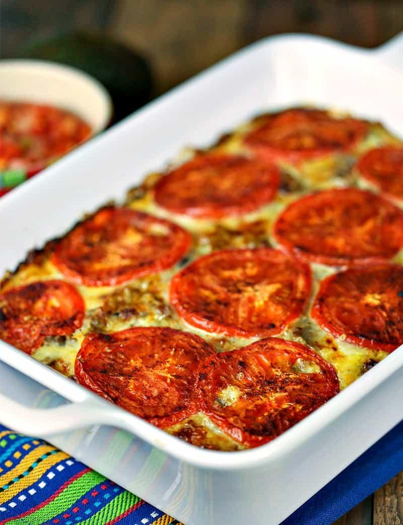 Southwestern Frittata | Life, Love, and Good Food