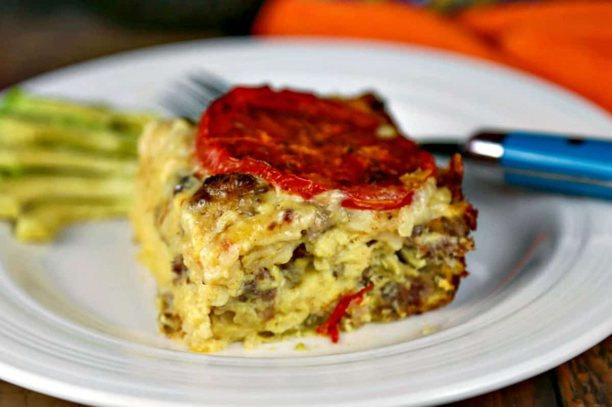 Southwestern Frittata | Life, Love, and Good Food