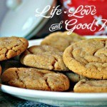 Ginger Cookies   LIfe, Love, and Good Food