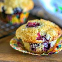 Easy Blueberry Muffins | Life, Love, and Good Food