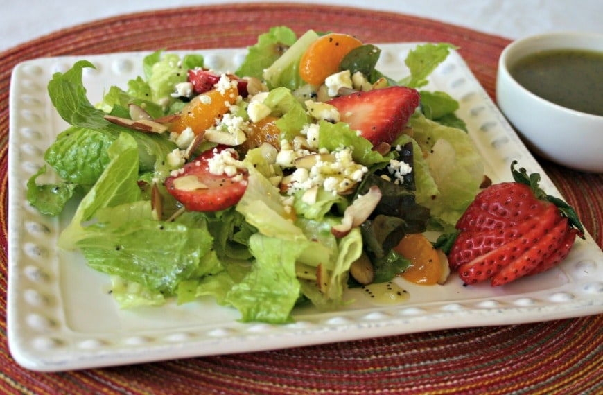 mandarin orange mandarin berry salad fruity green salad with hokiesmom ...