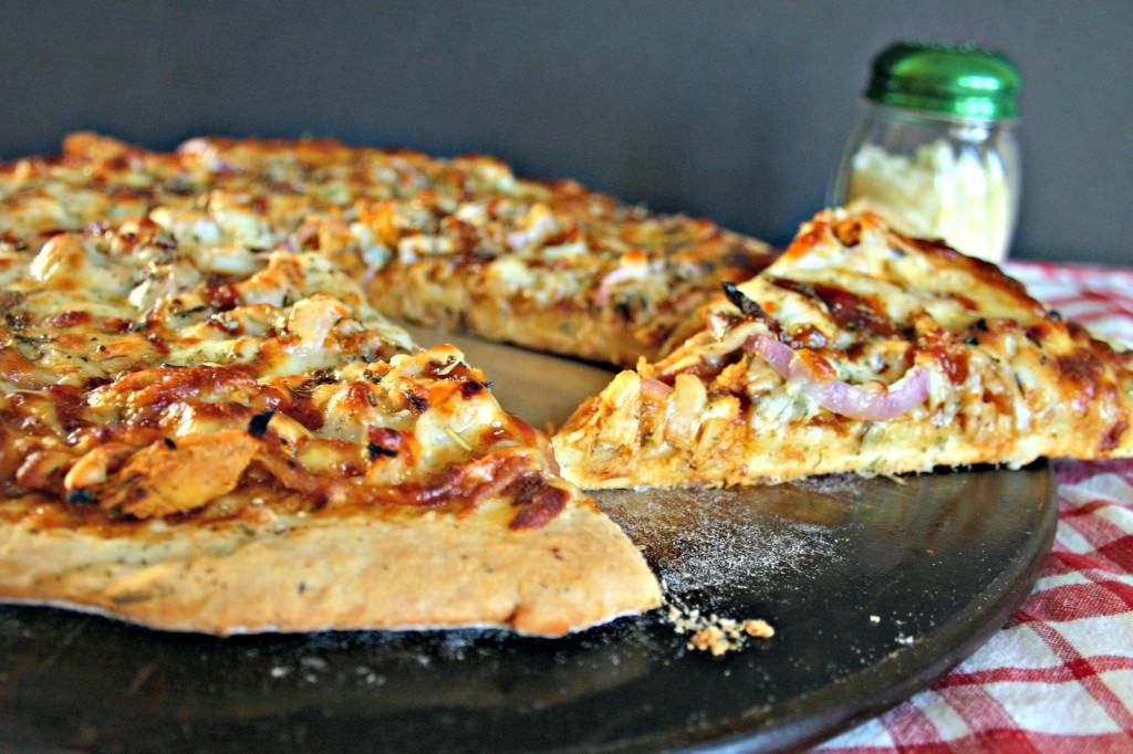BBQ Chicken Pizza   Life, Love, and Good Food