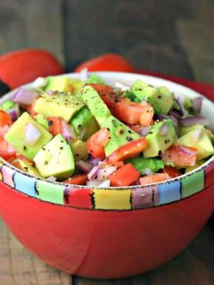 Avocado Salsa | Life, Love, and Good Food