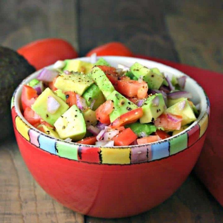 Avocado Salsa | Life, Love, and Good Food