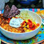 Fish Taco Bowl   Life, Love, and Good Food