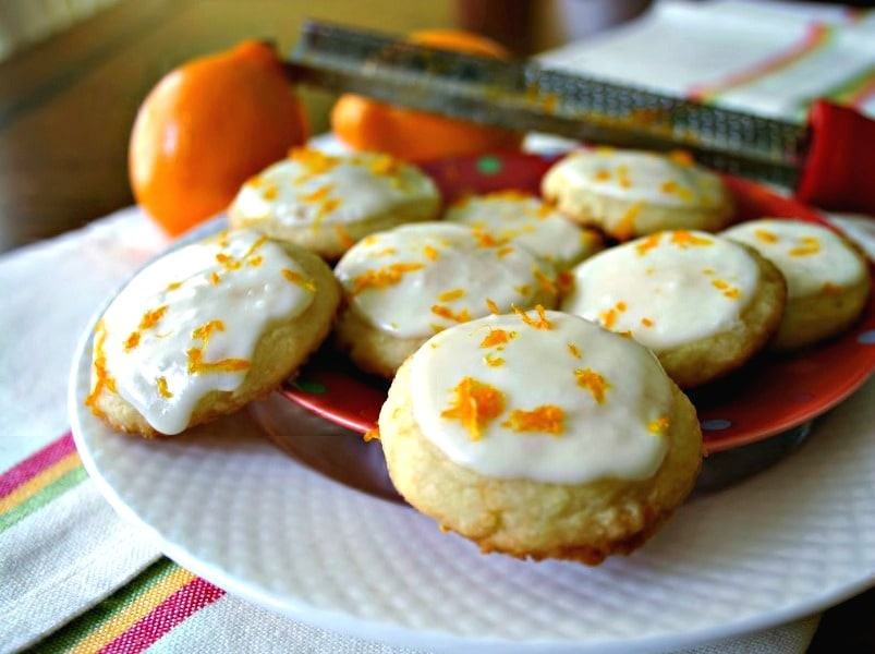 Meyer Lemon Butter Cookies | Life, Love, and Good Food