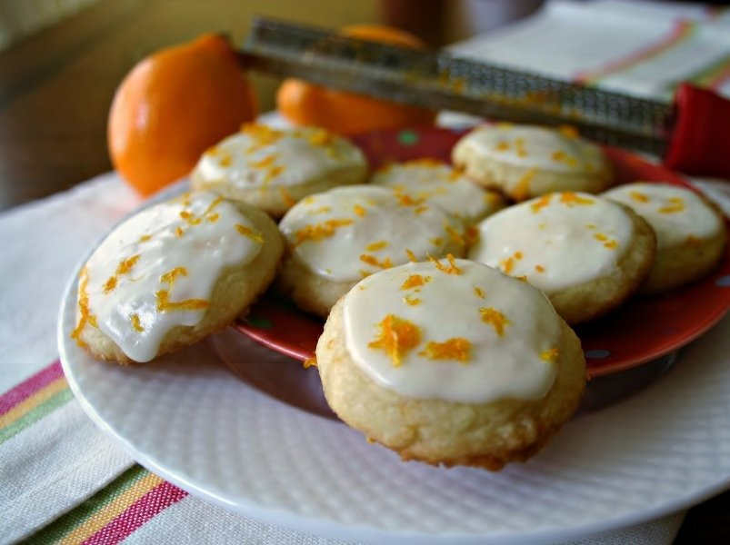 Meyer Lemon Butter Cookies | Life, Love, and Good Food