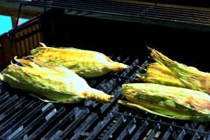 Corn on grill1