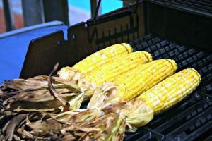 Corn on grill2