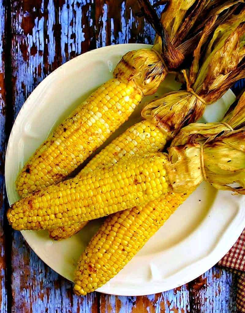 Spicy Corn on the Cob Spicy Corn on the Cob new foto