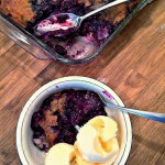 Emily's Fruit Cobbler - Life, Love, and Good Food