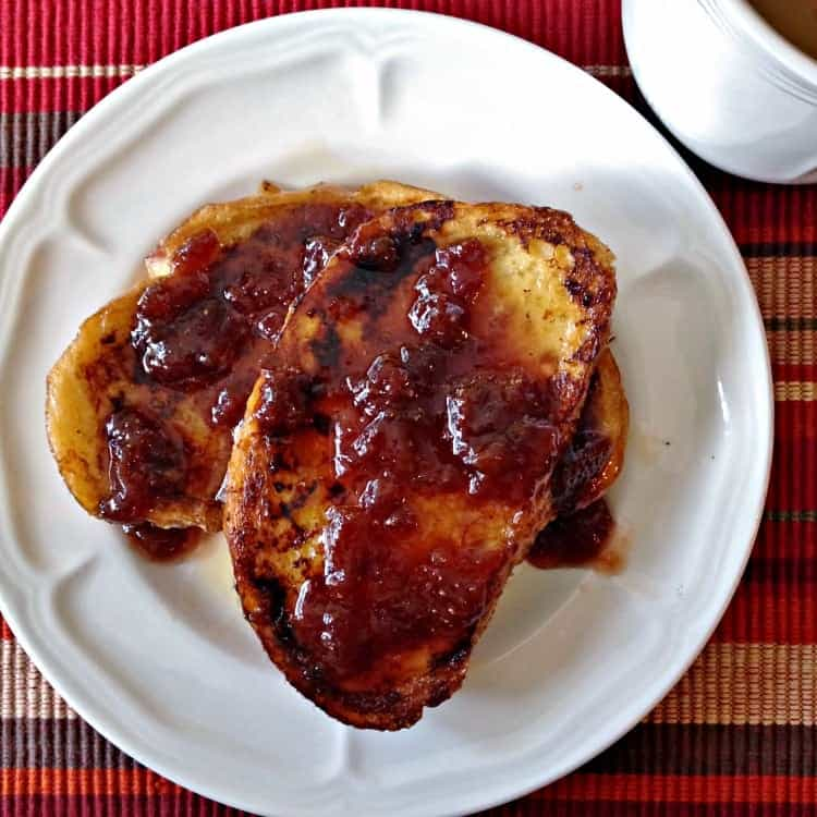Vanilla Maple French Toast | Life, Love, and Good Food