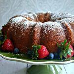 Easy Rum Orange Cake - Life, Love, and Good Food