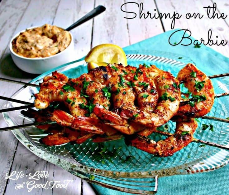 Todd Wilbur's Shrimp on the Barbie Outback Steakhouse copycat recipe.