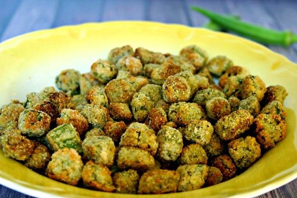 fried okra recipe gallery