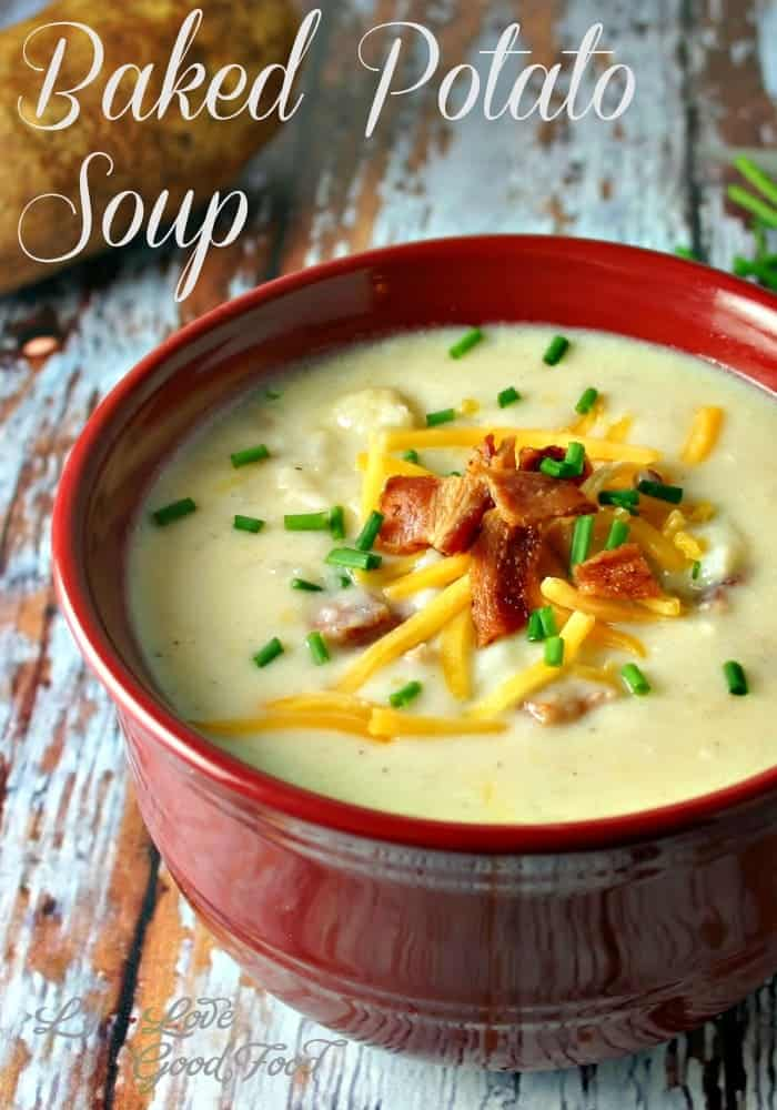 Potato, Cheddar, And Chive Soup Recipes — Dishmaps