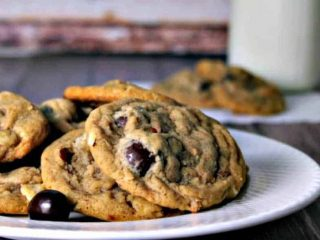 Espresso Coffee Bean Cookies