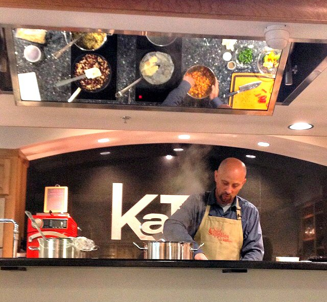 Katom Cooking School | Chef Randy Herzog