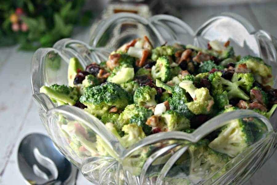 Broccoli Salad | Life, Love, and Good Food