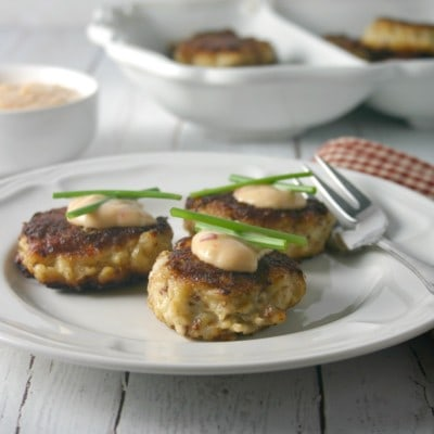 Baltimore Crab Cake Appetizers