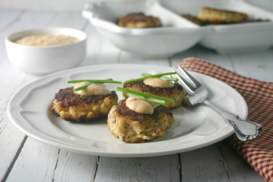 Baltimore Crab Cake Appetizers | Life, Love, and Good Food