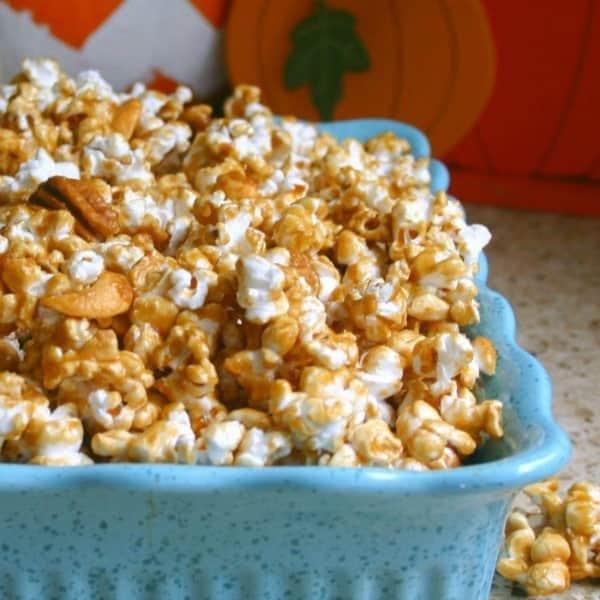 Nutty Caramel Corn   Life, Love, and Good Food