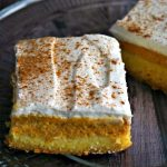White Chocolate Pumpkin Bars - Life, Love, and Good Food