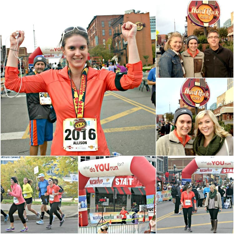 marathon collage