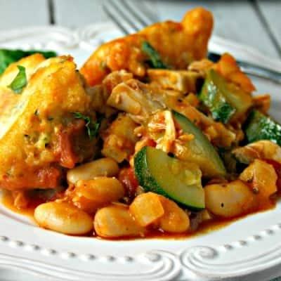30-Minute Meal: Italian Chicken Pot Pie