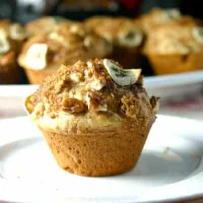 Banana Nut Muffins & True Confessions