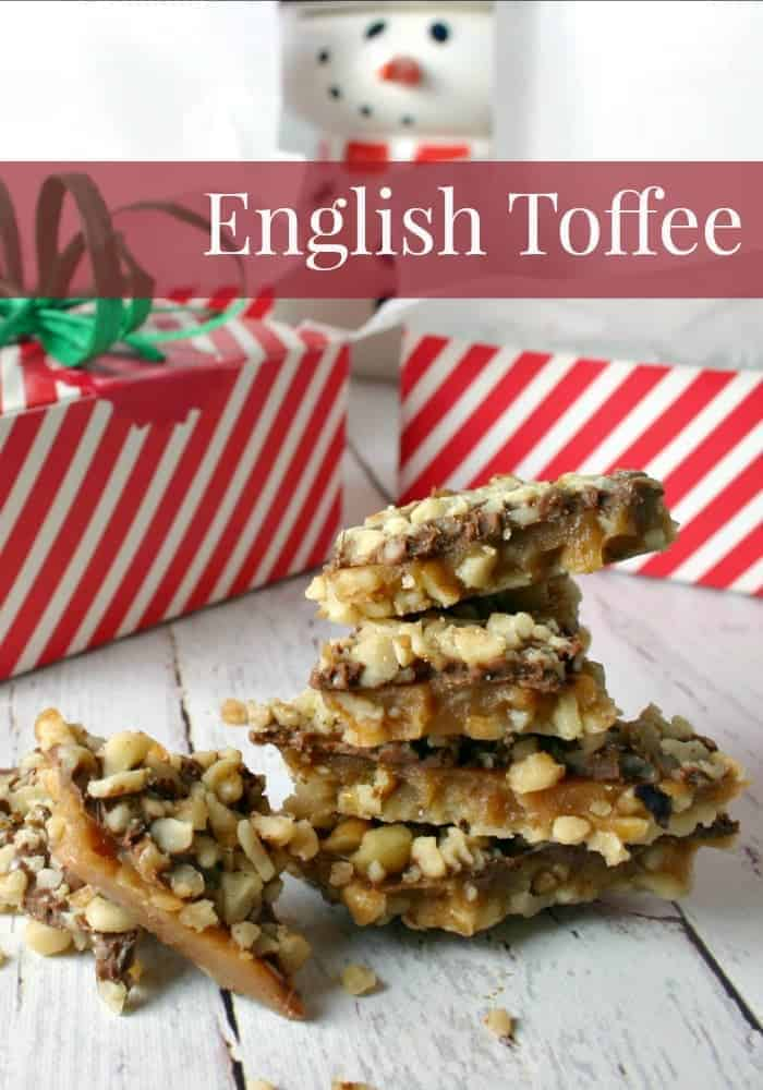 English Toffee | Life, Love, and Good Food