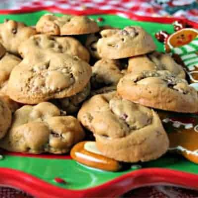 Pecan Candy Cookies {Special Heirloom Recipe}