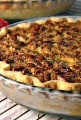 Pecan-Cheesecake Pie | Life, Love, and Good Food