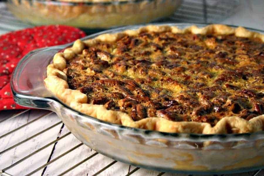 Pecan-Cheesecake Pie   Life, Love, and Good Food