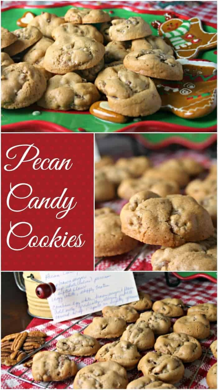 Pecan Candy Cookies | Life, Love, and Good Food