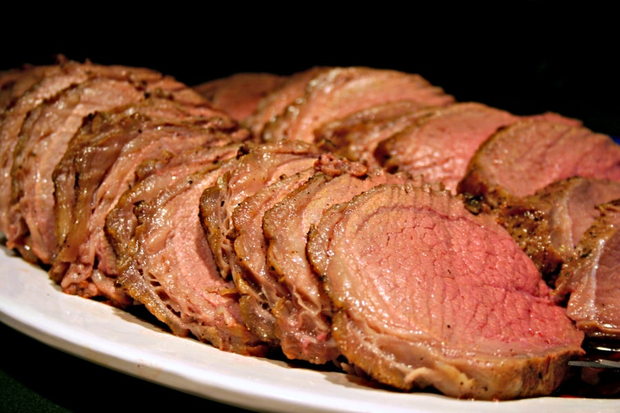 Slow Roasted Beef | Life, Love, and Good Food