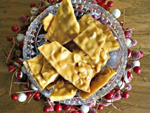 Peanut Brittle | Life, Love, and Good Food