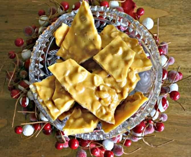 Peanut Brittle | Life, Love, and Good Food