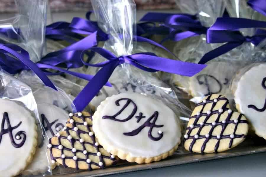 Engagement Cookies Life Love And Good Food