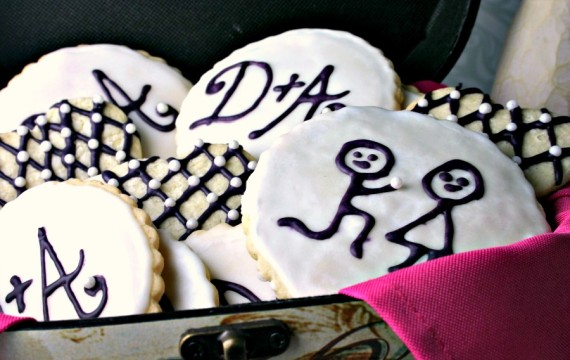 Engagement Sugar Cookies | Life, Love, and Good Food