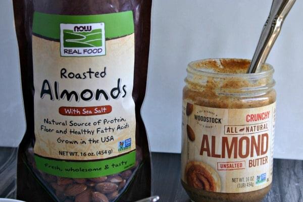 Almonds-AlmondButter