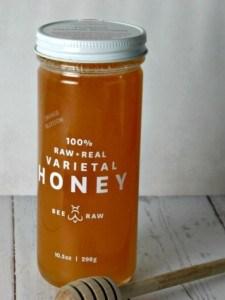 Bee-Raw Honey