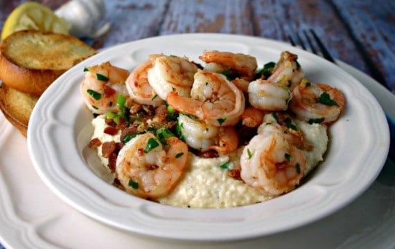 Smokey Shrimp and Grits | Life, Love, and Good Food
