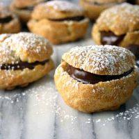 Cream Puffs & Chocolate Custard | Life, Love, and Good Food