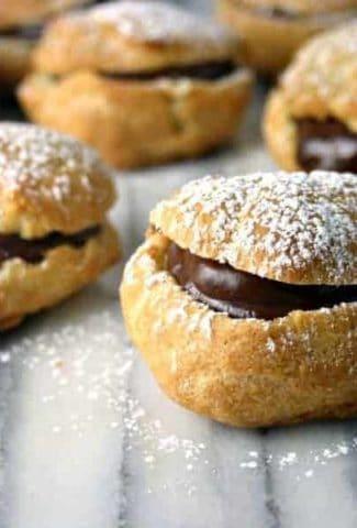 Cream Puffs & Chocolate Custard   Life, Love, and Good Food