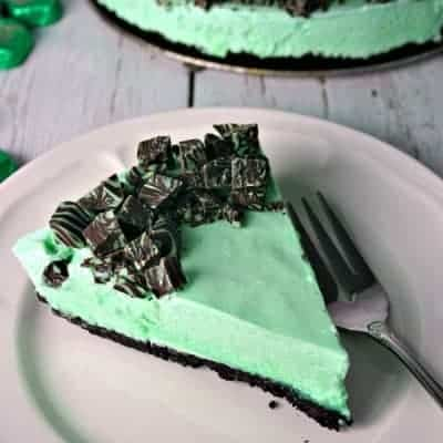 Grasshopper Pie ~ Pi Day