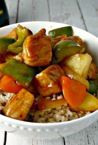 Sweet and Sour Pork   Life, Love, and Good Food