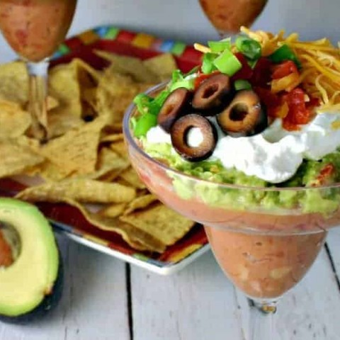 Cinco de Mayo Bean Dip   Life, Love, and Good Food